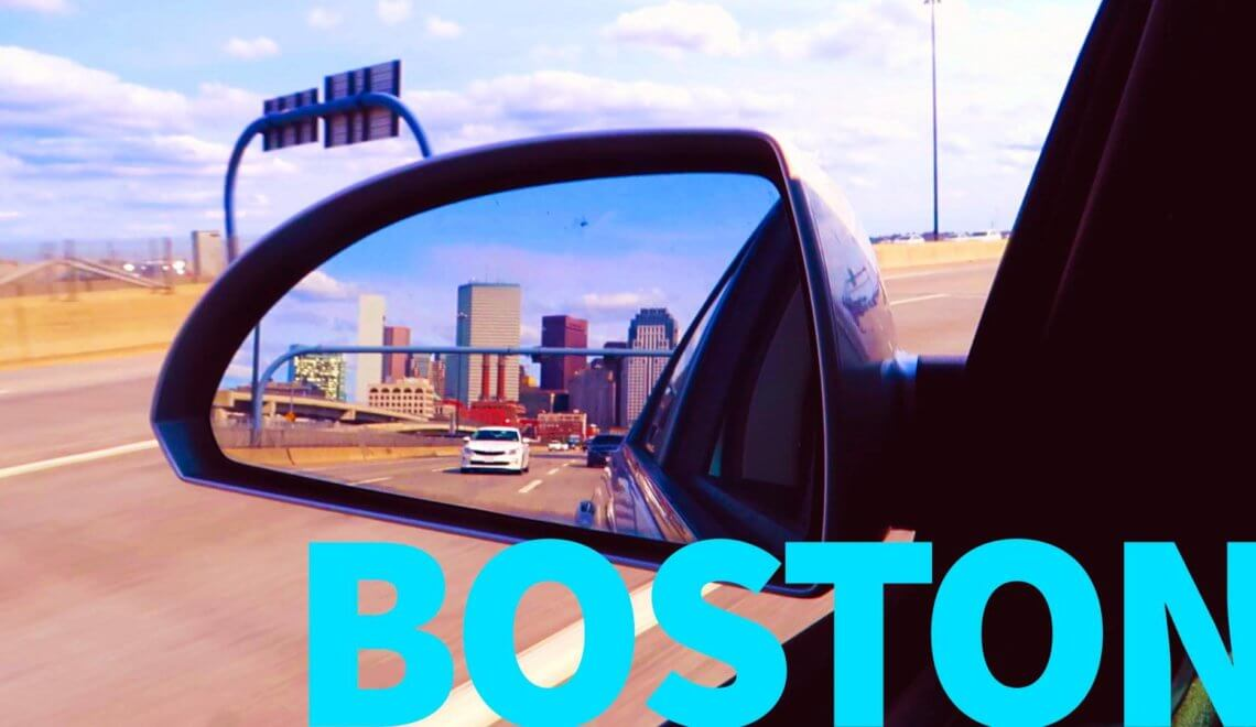 NEW VIDEO: Boston Movie Set and GoFundMe